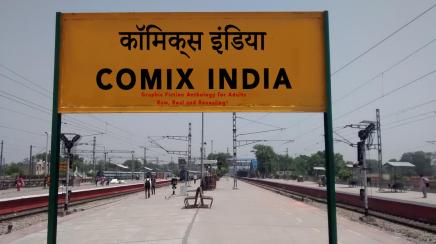 comix india rail 01