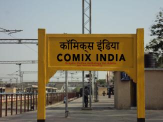 comix india rail 06