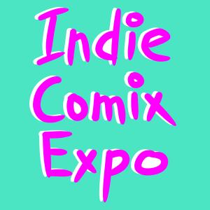 Indie Comix Expo - logo